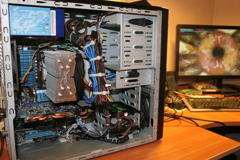 Цена компьютера собранного своими руками 667